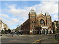 TQ3485 : Open Doors Baptist Church, Clapton by Malc McDonald