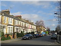 TQ3486 : Brooke Road, Clapton by Malc McDonald