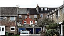 TQ2115 : Henfield, Sussex - Nep Close and South View Terrace by Ian Cunliffe