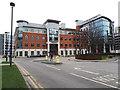 SE2933 : 1 Wellington Place, Leeds by Stephen Craven