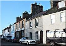 NX4355 : High Street, Wigtown by Jon Alexander