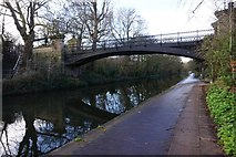 TQ2783 : Regent's Canal at London Zoo by Ian S