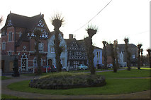 SO5074 : Dinham, Ludlow by Robert Eva
