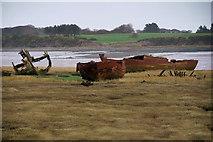 SD3346 : Fleetwood Shipwrecks by David Dixon