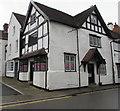SO4593 : FBC Manby Bowdler LLP office on a Church Stretton corner by Jaggery