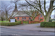 SD3548 : The Parish Church of St Oswald, Preesall by David Dixon