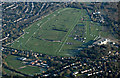 TQ1365 : Sandown Park racecourse from the air by Thomas Nugent