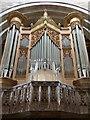 SM7525 : Organ pipes at St Davids Cathedral by Mat Fascione