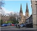 NT2473 : St Mary's Cathedral, Edinburgh by Jim Barton