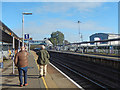 SU4416 : Southampton Airport Parkway Station by Stephen McKay