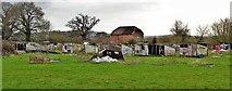 TQ2017 : Building near Great Betley Farm, Henfield by Ian Cunliffe