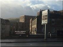 NT2774 : Abbeyhill by Richard Webb