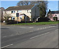 ST1397 : Junction of Church Road and Aneurin Bevan Avenue, Gelligaer by Jaggery