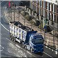 J3574 : Scrap lorry, Belfast by Rossographer