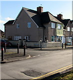 ST3186 : Corner of Price Close and Mendalgief Road, Newport by Jaggery