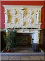 SO8454 : Fireplace and mantel in the Great Hall by Philip Halling