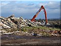 SO7844 : Demolition work on former Qinetiq site - 13 February by Philip Halling