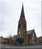 SE1735 : Church of St. James, Bradford by JThomas