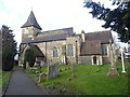 TQ4768 : St Mary's Church, St Mary Cray by Marathon