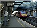 NT2373 : HST at Haymarket station  by Stephen Craven