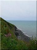 SN4562 : Ceredigion coast by Eirian Evans