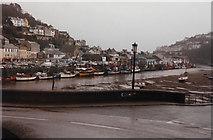 SX2553 : Looe River at low tide by John Baker