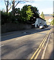 SO2914 : No parking in Pen-y-Pound, Abergavenny by Jaggery