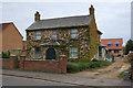 TL2697 : Houses on Hallcroft Road by Hugh Venables