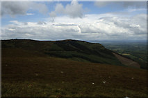 R6418 : Seefin Mountain summit - View N to Black Rock by Colin Park