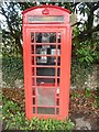 TL0100 : K6 Telephone Box in Flaunden (1) by David Hillas