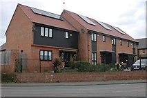 TQ5185 : Houses by Rainham Road, Elm Park by David Howard