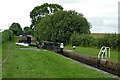 SP1994 : Curdworth Locks in Warwickshire by Roger  Kidd