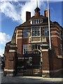 TQ2782 : Front of Francis Holland Church of England School for Girls, Marylebone, London by Robin Stott