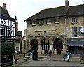TF0207 : Former buttermarket, Red Lion Square, Stamford by Alan Murray-Rust