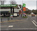 SO4593 : November 13th 2019 Applegreen filling station fuel prices, Church Stretton by Jaggery