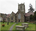 SO4593 : Grade I Listed Church of St Laurence, Church Stretton  by Jaggery