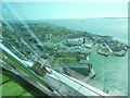 SZ6399 : View looking south from the Spinnaker Tower by David Hillas