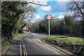 TQ2275 : Station Road, Barnes by Des Blenkinsopp