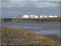 ST1973 : Cardiff Docks by Chris Allen