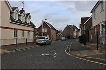 TQ5978 : Parnell Close, Chafford Hundred by David Howard
