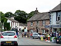 NY4724 : The B5320 in Pooley Bridge by Steve Daniels