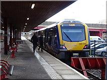SE1632 : Bradford Interchange Station by JThomas