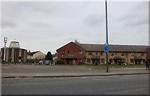 TQ4986 : Wood Lane, Becontree Heath by David Howard