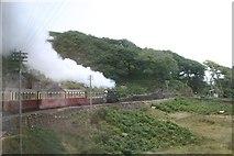 SH6441 : Steaming towards Tan-y-Bwch Station by Peter Jeffery