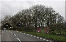 TQ6381 : Stifford Clays Road, Baker Street by David Howard