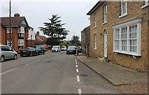 TQ6481 : Rectory Road, Orsett by David Howard