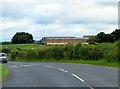 NY4825 : The B5320 near Kirkbarrow by Steve Daniels