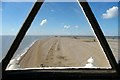 TM4448 : Orford  Ness: view south-west from the lighthouse by Christopher Hilton