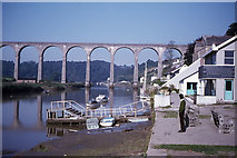 SX4368 : Calstock on the River Tamar by Colin Park