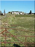 NJ1263 : Gate at Kirkhill by Anne Burgess